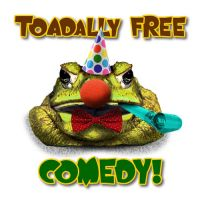 Toadally Free Improv Comedy