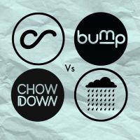Bump vs Chow Down vs Coded Rhythm vs Heavy Rain [Exclusive �1 Party] at Gorilla