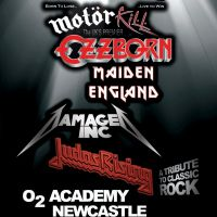 Classic Rock Legends..A Tribute to Classic Rock at O2 Academy Newcastle