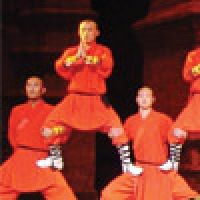 Shaolin Warriors at White Rock Theatre