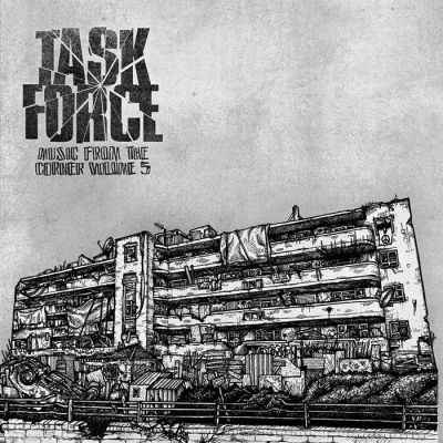 subLIMINAL & CATCOMB present Task Force Tickets | HiFi Club Leeds  | Mon 27th January 2014 Lineup