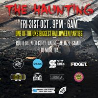 The Haunting 2014 - One of the UK's Biggest Halloween Parties
