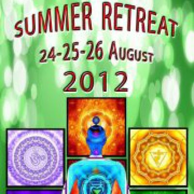 Summer Retreat Drum Camp and Healing Weekend | Overstone Scout Camp Northampton  | Sun 26th August 2012 Lineup