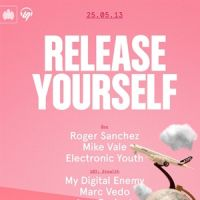 Saturday Sessions: Release Yourself