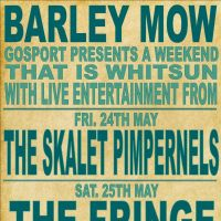 LIVE MUSIC FROM SKALET PIMPERNELS at Barley Mow
